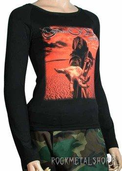 bluzka damska CHILDREN OF BODOM - SOMETHING WILD z długim rękawem