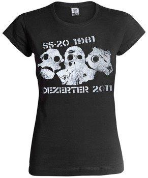 bluzka damska DEZERTER - 1981-2011