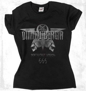 bluzka damska DIMMU BORGIR - DEATH CULT LEGION 666