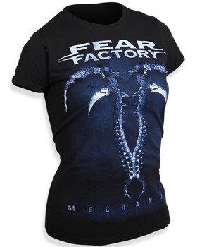 bluzka damska FEAR FACTORY - MECHANIZE