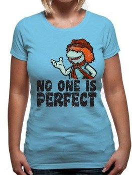 bluzka damska FRAGGLE ROCK - NO ONE IS PERFECT