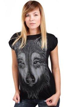 bluzka damska INTO THE WILD - WOLF 1