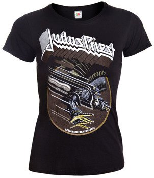bluzka damska JUDAS PRIEST - SCREAMING FOR VENGEANCE