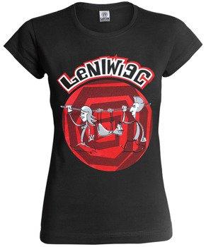 bluzka damska LENIWIEC - LENIWIEC