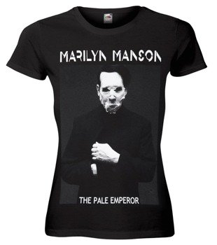 bluzka damska MARILYN MANSON - THE PALE EMPEROR