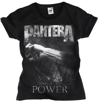bluzka damska PANTERA - VULGAR DISPLAY OF POWER