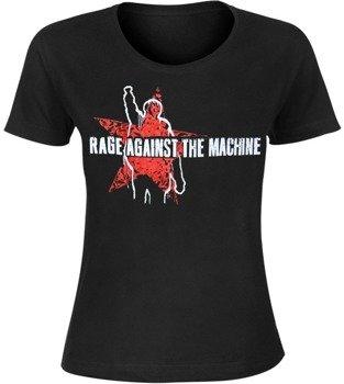 bluzka damska RAGE AGAINST THE MACHINE