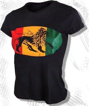 bluzka damska RASTA LION