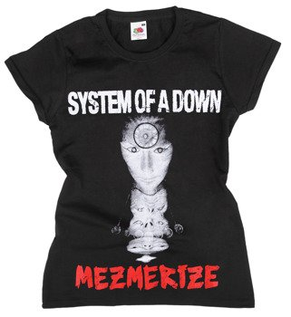 bluzka damska SYSTEM OF A DOWN - MEZMERIZE