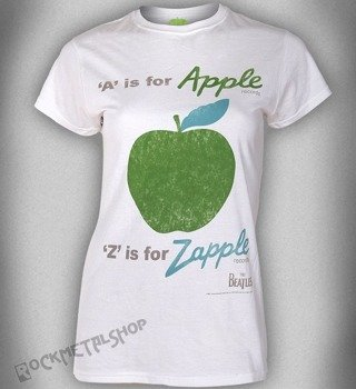 bluzka damska THE BEATLES - A IS FOR APPLE