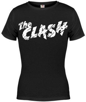 bluzka damska THE CLASH - LOGO
