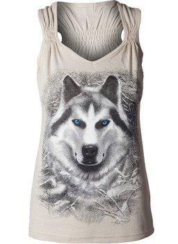 bluzka damska WHITE WOLF bezrękawnik