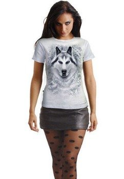 bluzka damska WHITE WOLF krótki rękaw