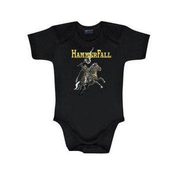 body dziecięce HAMMERFALL - HECTOR black