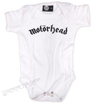 body dziecięce MOTORHEAD - LOGO white