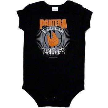 body dziecięce PANTERA - DADDYS LITTLE THRASHER
