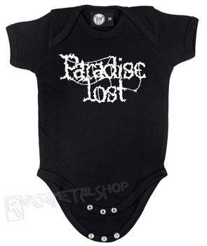 body dziecięce PARADISE LOST - LOGO black