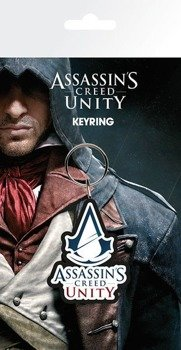 brelok ASSASSINS CREED UNITY - LOGO