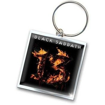brelok BLACK SABBATH - 13