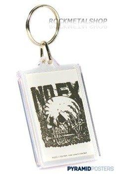 brelok do kluczy NOFX
