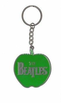 brelok do kluczy THE BEATLES - APPLE LOGO (ENAMEL)