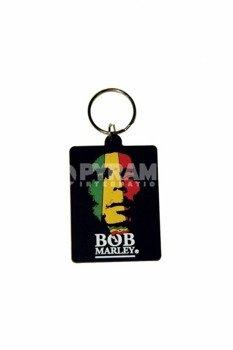 brelok gumowy BOB MARLEY - FACE