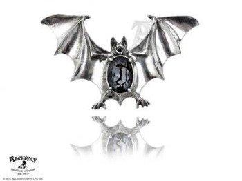 broszka DRAKVLYA GEM BAT