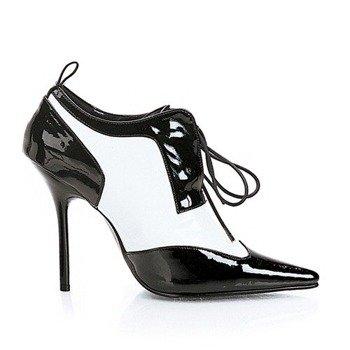 buty damskie na obcasie DEMONIA - (MILAN-60)