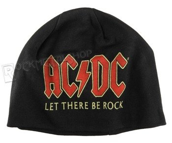 czapka AC/DC - LET THERE BE ROCK