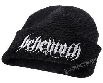 czapka BEHEMOTH - LOGO, zimowa