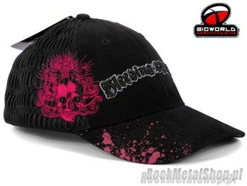 czapka BLEEDING THROUGH