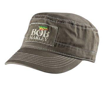 czapka BOB MARLEY - LOGO