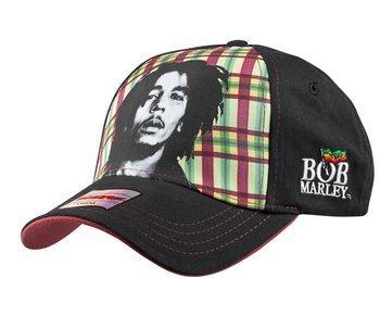 czapka BOB MARLEY -  RASTA