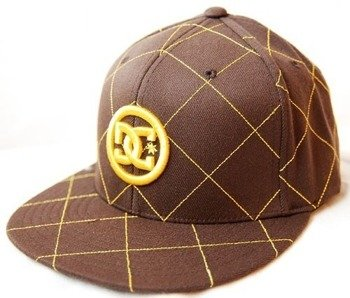 czapka DC-DISTANT(BROWN)