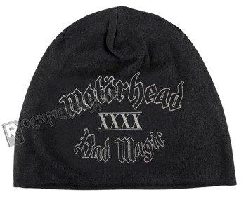 czapka MOTORHEAD - BAD MAGIC, zimowa
