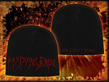 czapka MY DYING BRIDE - FOR LIES I SIRE, zimowa