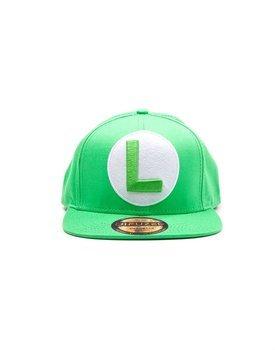 """czapka NINTENDO - """"L"""""""