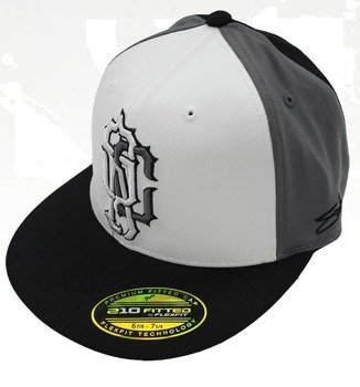 czapka SULLEN - PLAYBALL black/white/grey