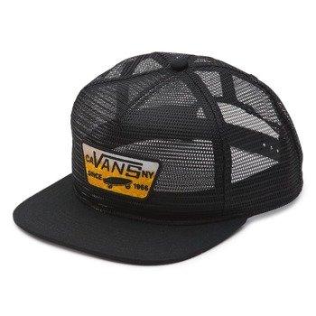 czapka VANS - MALTED ALL MESH BLACK