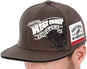 czapka WEST COAST CHOPPERS - WCC BASEBALLCAP WINGS