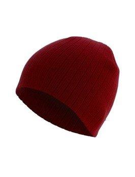 czapka zimowa MASTERDIS - BEANIE REGULAR RED