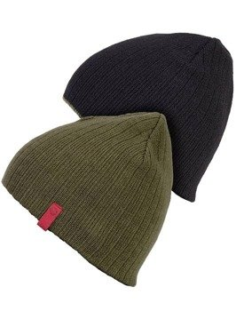 czapka zimowa MASTERDIS - C3 REVERSIBLE KNIT, obustronna