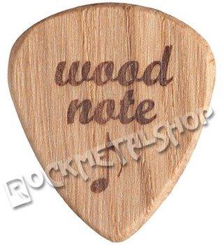 drewniana kostka do gitary WOODNOTE Tearwood - DĄB