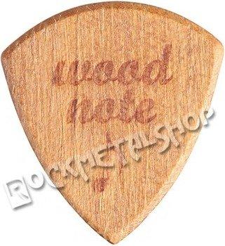 drewniana kostka do gitary WOODNOTE Tinyshield - IROKO