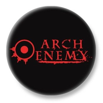 duży kapsel ARCH ENEMY - RED LOGO