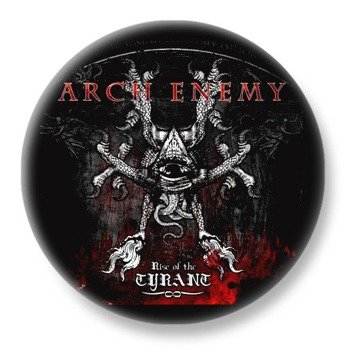 duży kapsel ARCH ENEMY - RISE OF THE TYRANTS