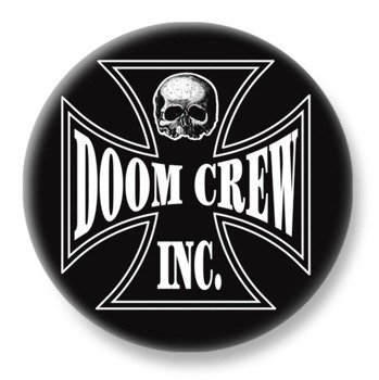 duży kapsel BLACK LABEL SOCIETY - DOOM CREW INC.