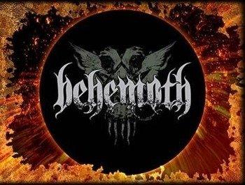 ekran BEHEMOTH - LOGO