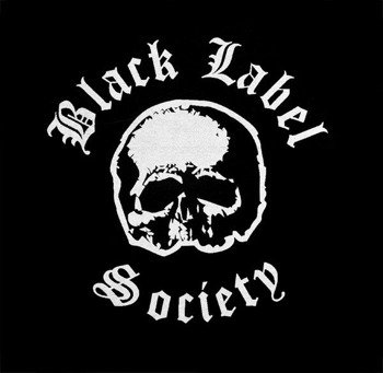 ekran BLACK LABEL SOCIETY - SKULL