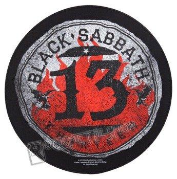 ekran BLACK SABBATH - 13 CIRCULAR